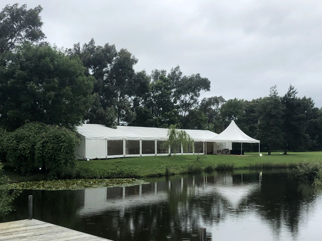 Wedding marquees compnay in Wiltshire