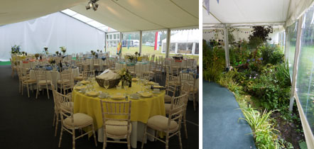 High sided marquees Gloucestershire, marquees with high sides for hire Wiltshire area
