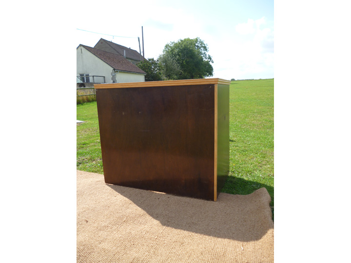 Marquee furniture hire - Square bar, two available which can be joined together