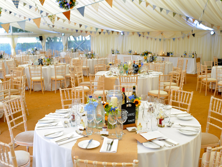 Wedding marquee hire Oxon