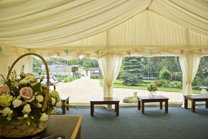 Hire wedding marquees in the Cotswolds Gloucestershire