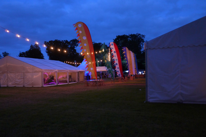 Marquees to hire for weddings Gloucestershire